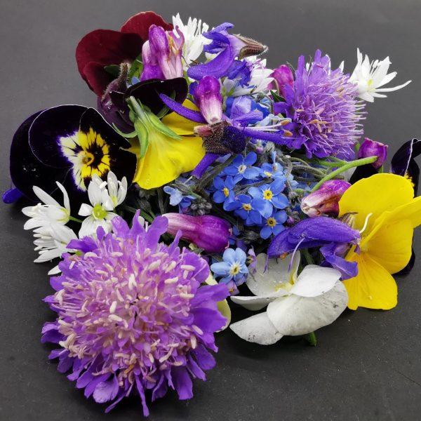 mešano cvetje